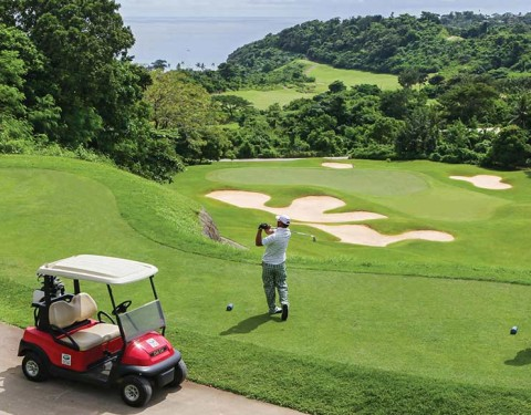 4 Days / 3 Nights Boracay Golf Package